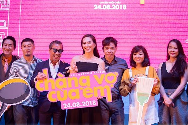 Đạo diễn Charlie Nguyễn thích làm phim về những người phụ nữ mạnh mẽ