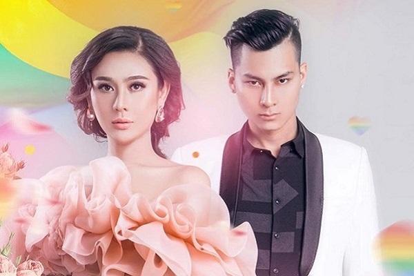 Choáng ngợp sân khấu đám cưới 10 cặp đôi đồng tính do Lâm Khánh Chi tổ chức