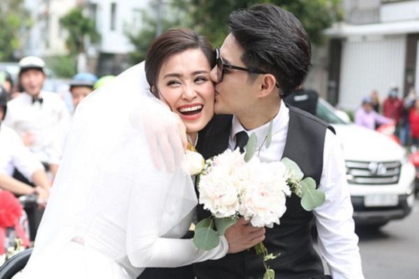 Những khoảnh khắc siêu lãng mạn trong lễ rước dâu của Ông Cao Thắng - Đông Nhi