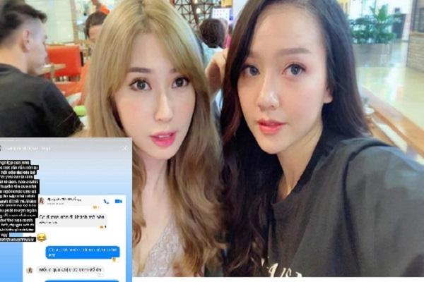 Băng Di giải oan cho Khổng Tú Quỳnh