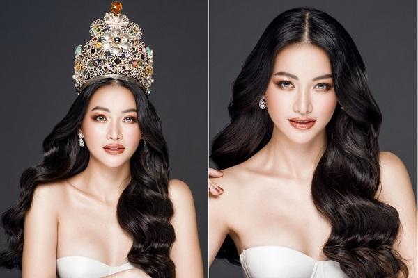 Nhan sắc xinh đẹp của Phương Khánh sau 1 năm đăng quang Hoa hậu Trái đất