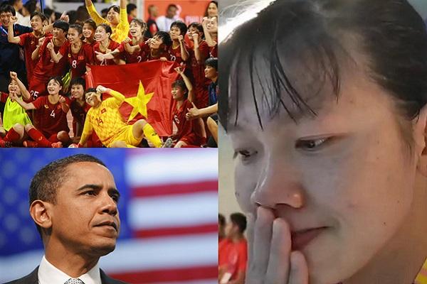 New 24h (9/12): Cựu Tổng thống Mỹ đến VN, Ánh Viên bật khóc vì áp lực tại SEA Games 30