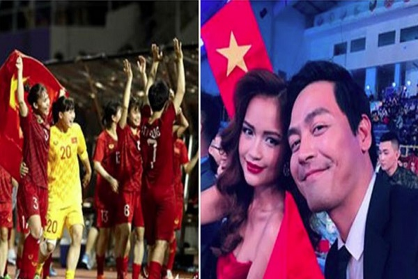 Bị chỉ trích lợi dụng đội tuyển bóng đá nữ để PR bản thân, MC Phan Anh nhận 'gạch đá'