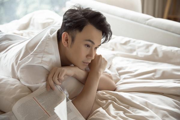 35 tuổi, Dương Triệu Vũ vẫn trẻ trung như trai mới lớn