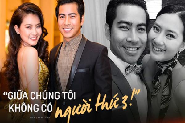 Thanh Bình nói về việc chia tay Ngọc Lan: 'Không phải đến từ người thứ 3'