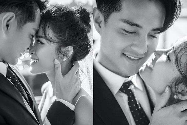 Xem ảnh cưới siêu ngọt ngào của Đông Nhi - Ông Cao Thắng
