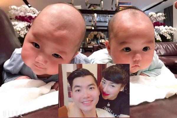 Trương Nam Thành viết lời yêu thương cho vợ đại gia