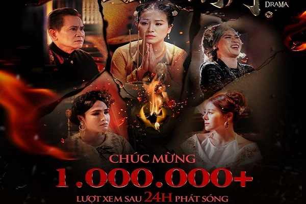 Phim 'Ma' của Kiều Linh chạm mốc triệu view sau 24 giờ ra mắt