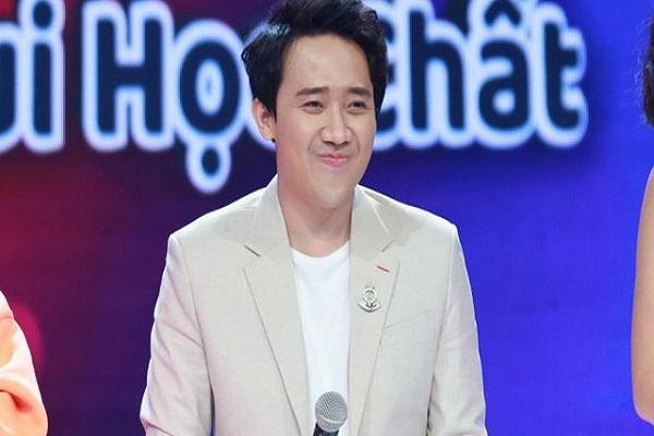 Trấn Thành nói gì khi được xướng tên ở Liên hoan phim Việt Nam lần thứ 21