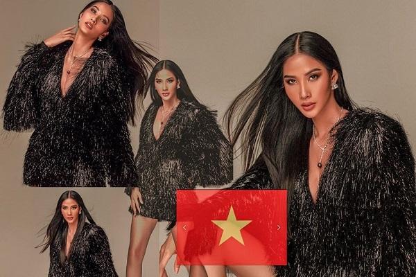 Hoàng Thùy liên tục ghi dấu ấn, fans kêu gọi bình chọn tại Miss Universe 2019
