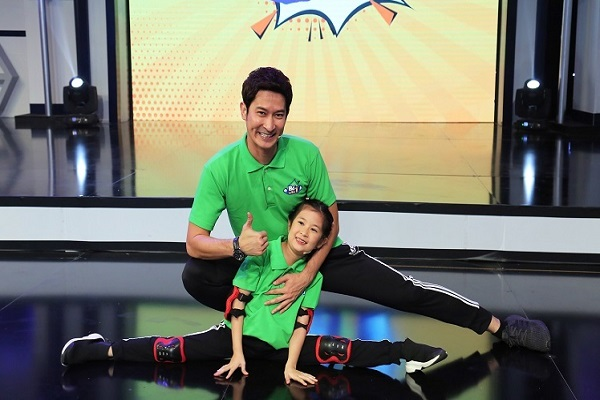 Bảo vệ con gái, Huy Khánh đáp trả 'cực ngầu' với antifan