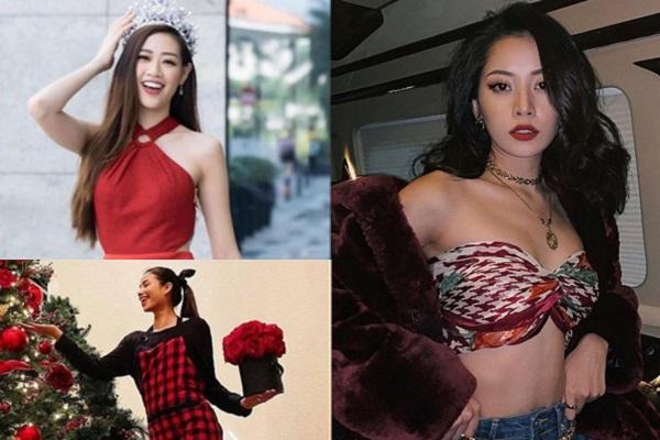 Giải trí 24h: Chi Pu, Hoa hậu Khánh Vân, Phạm Hương là những cái tên 'hot' nhất ngày