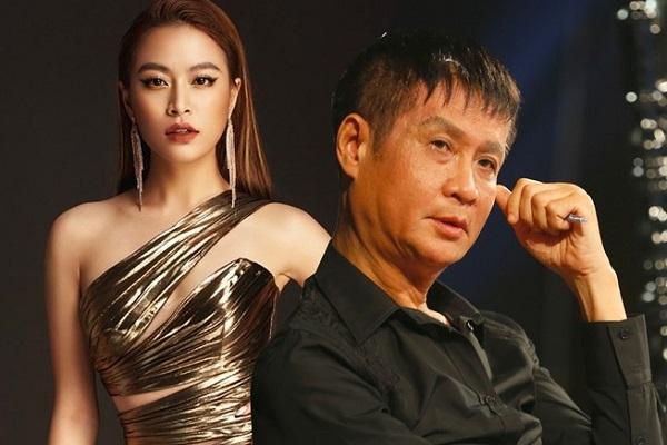 Bị đạo diễn Lê Hoàng 'cà khịa' scandal cũ, phía Hoàng Thùy nói gì?