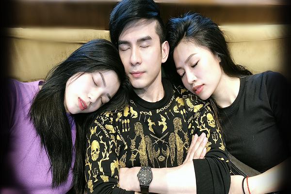 Đan Trường bắt trend với MV tình tay ba