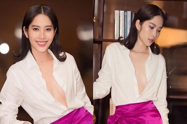 Nam Em sở hữu vẻ đẹp 'thiểu số' của showbiz Việt