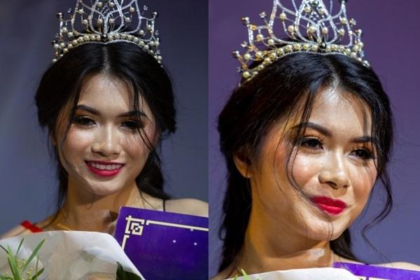Cô gái Việt đăng quang 'Hoa hậu Di sản Quốc tế - Pháp 2019'