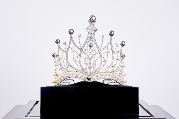 Tân 'Hoa hậu Di sản quốc tế - Pháp 2019' sẽ nhận vương miện 2,5 tỷ đồng