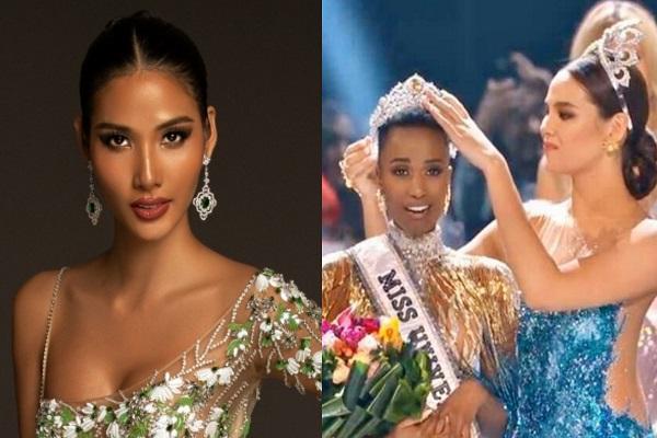 Hoàng Thùy lọt top 20, Hoa hậu Nam Phi đăng quang Miss Universe 2019