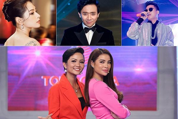 Giải trí 24h: Tranh cãi chuyện 'Hoa hậu quốc dân'; Chi Pu - Châu Khải Phong chiếm spotlight trong ngày