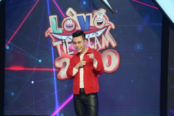 Lê Dương Bảo Lâm phải chi 20 triệu tiền bán hàng online để học làm MC