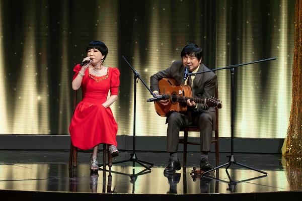 Nghệ sĩ Thanh Kim Huệ tiết lộ lý do 'sợ' diễn lại vở Lan và Điệp