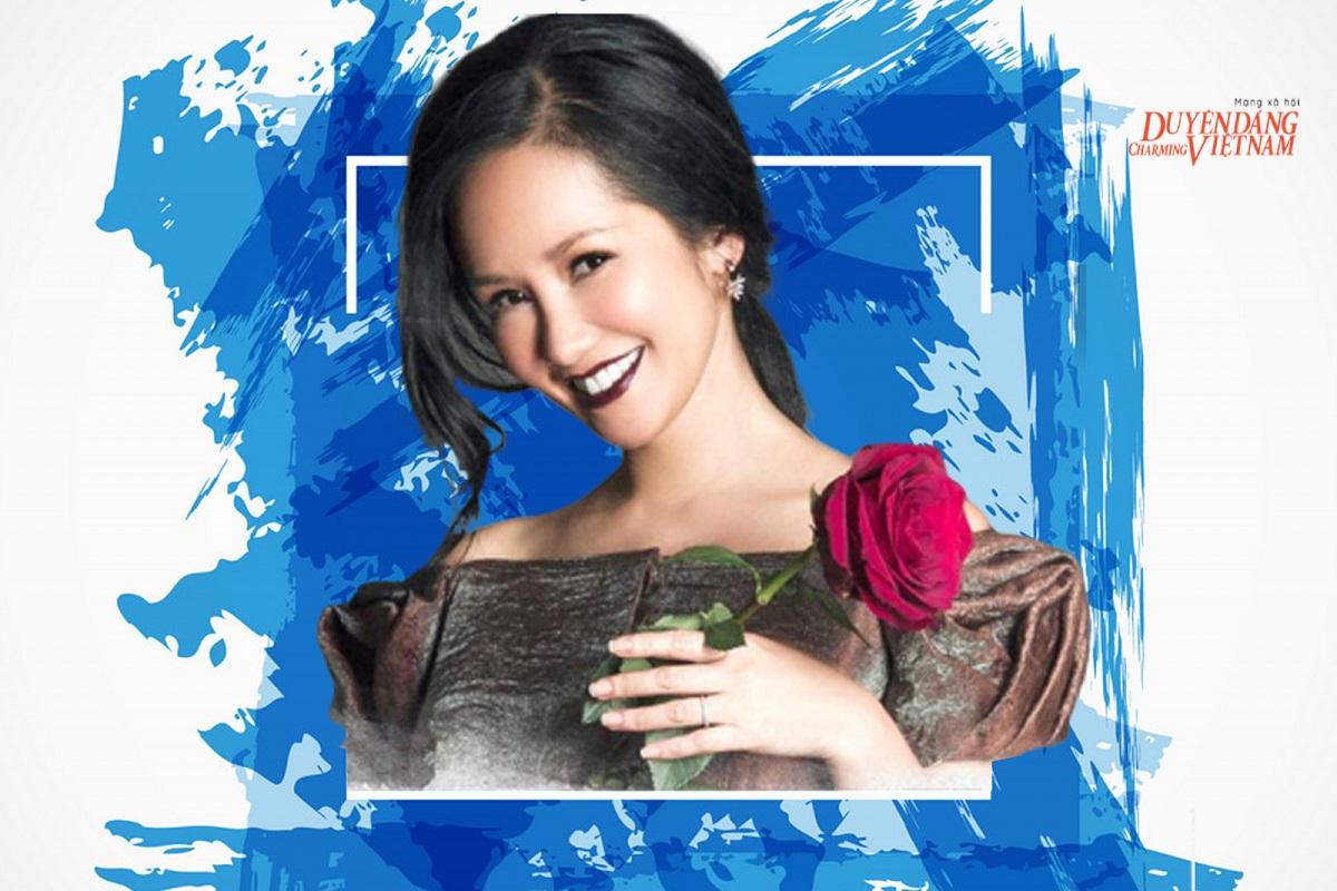 Hồng Nhung – Đóa hoa hồng xinh tươi biết hát