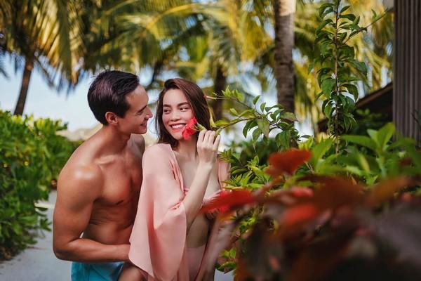 Ngắm hạnh phúc đáng ngưỡng mộ của Hồ Ngọc Hà và Kim Lý