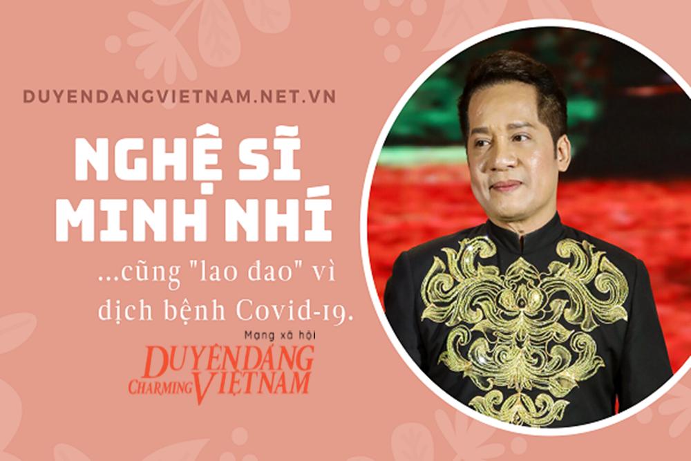 Nghệ sĩ Minh Nhí cũng 'lao đao' vì dịch bệnh Covid-19