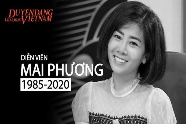 Vĩnh biệt diễn viên Mai Phương!