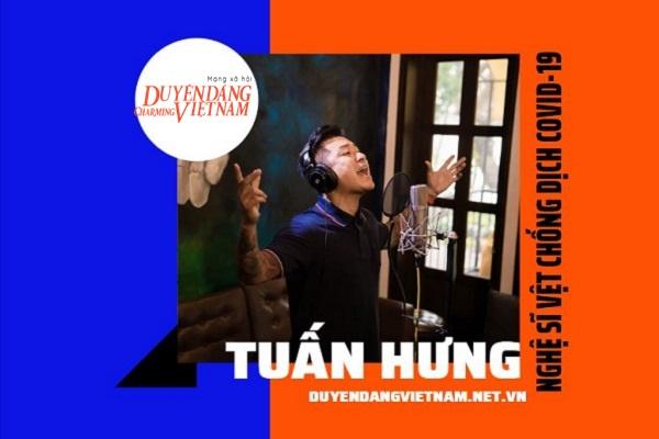 Tuấn Hưng và các nghệ sĩ miền Bắc cùng hát 'Việt Nam ơi, cùng nhau đồng lòng'