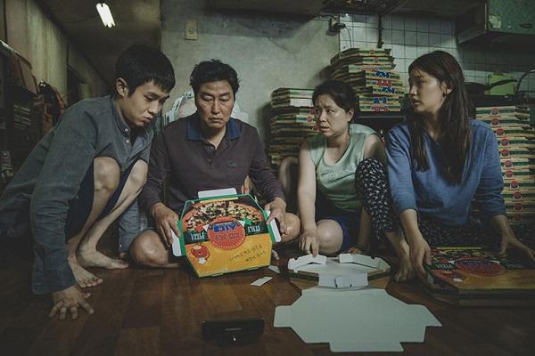 Vừa đoạt giải Oscar 2020, 'Ký sinh trùng' được công chiếu lần 2 tại Việt Nam