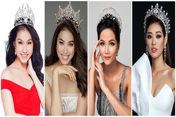 Hoa hậu Hoàn vũ Việt Nam: Người hạnh phúc, kẻ sang Mỹ sinh con 'né' thị phi