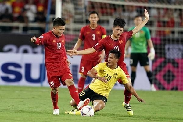 Việt Nam vẫn đứng đầu Đông Nam Á trên bảng xếp hạng FIFA