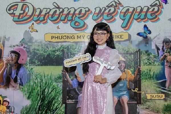 Rời công ty của ca sĩ Quang Lê, Phương Mỹ Chi thử thách với hình ảnh mới