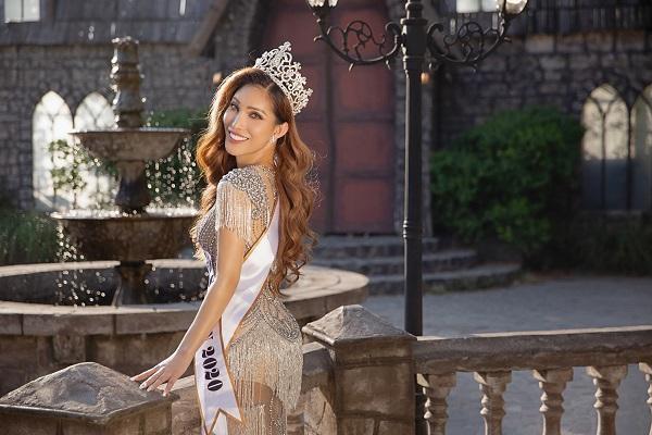 Mỹ nhân chuyển giới được Hương Giang 'chiêu mộ' dự thi Miss International Queen 2020