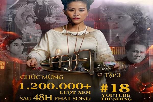 Vợ chồng Kiều Linh nhận 'mưa lời khen', Nam Thư thành công khi sản xuất phim 'Ma'