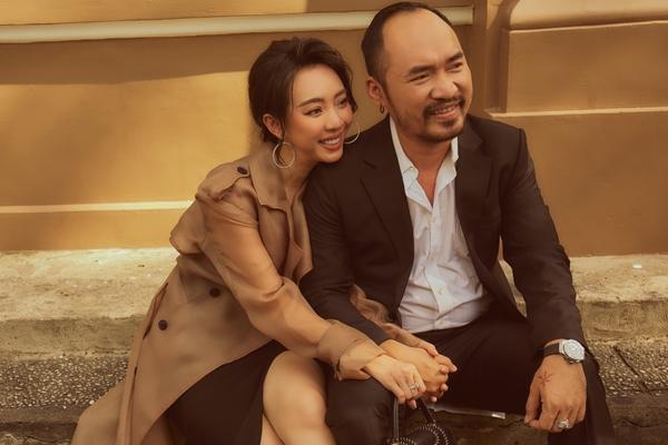 Thu Trang - Tiến Luật kể điều hạnh phúc nhất khi ở bên nhau 9 năm