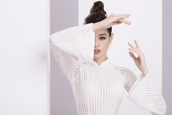 Ngắm Khánh Vân trước khi đăng quang, fans trầm trồ: Hoa hậu là đây!