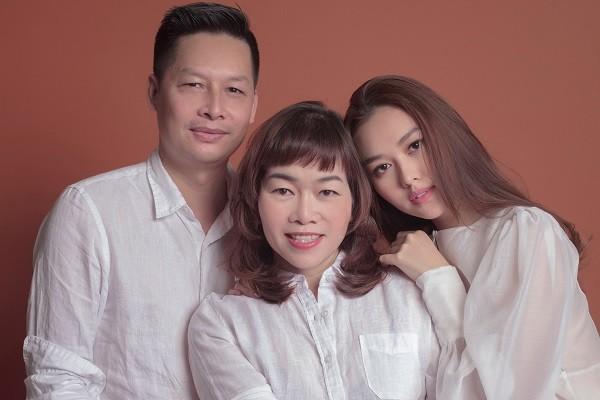 Á hậu Tường San tiết lộ 'quy tắc nghiêm khắc' khi sống cùng gia đình