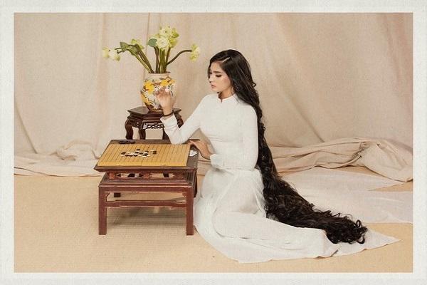 Trương Thị May kể câu chuyện người phụ nữ Việt Nam công - dung - ngôn - hạnh