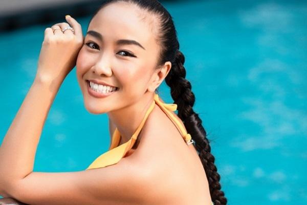 Đoan Trang chia sẻ bí quyết để giữ gìn sức khoẻ và vóc dáng thon gọn