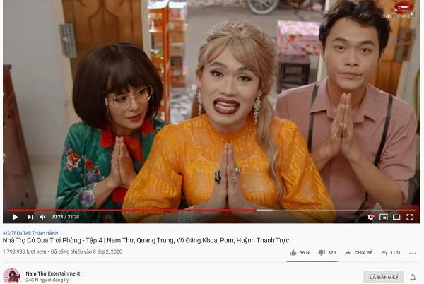 Bị Quang Trung ép lấy chồng, Nam Thư lên kế hoạch cặp kè 'trai cong'