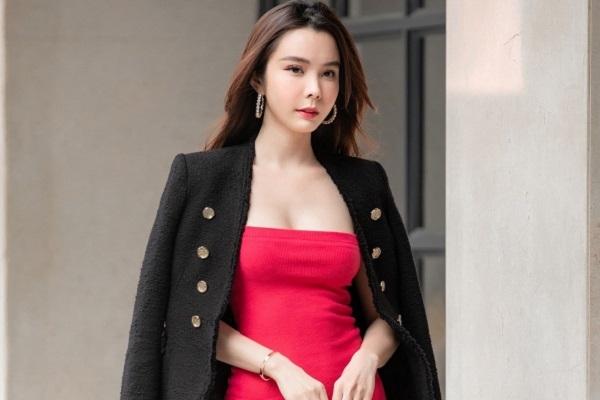 Hoa hậu Huỳnh Vy chia sẻ về ngày valentine 'ế'