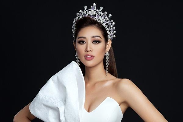 Cận cảnh nhan sắc của Hoa hậu Khánh Vân: Đã tiệm cận với tiêu chuẩn quốc tế