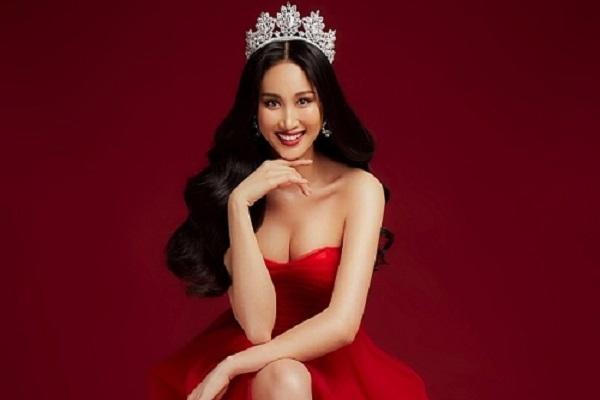 Hoa khôi Đoàn Hồng Trang đại diện Việt Nam dự thi 'Miss Eco International 2020'
