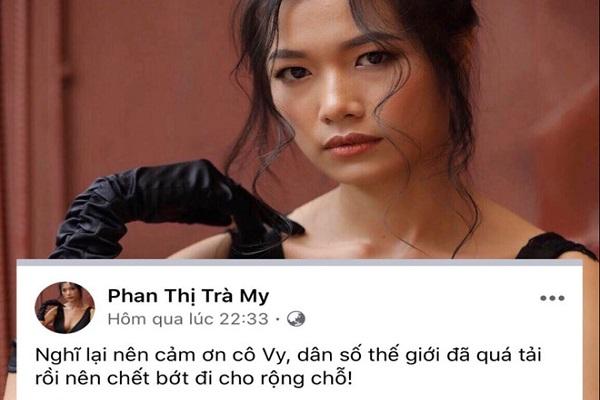 Nữ diễn viên nhận 'gạch đá' vì phát ngôn phản cảm về dịch Covid-19 là ai?