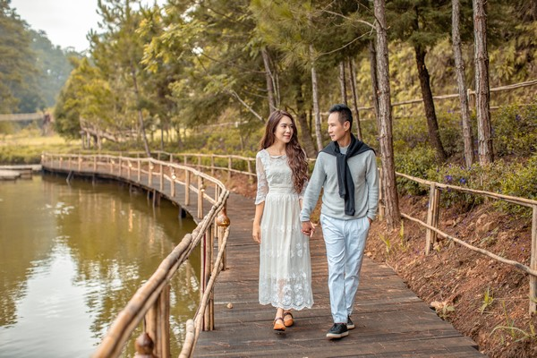 10 năm bên nhau, Lý Hải - Minh Hà ngọt ngào như tình nhân