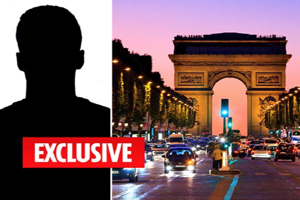 Ngôi sao của Anh trốn sang Pháp tổ chức tiệc sex
