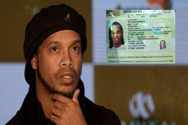 Ronaldinho: 'Tôi choáng váng khi bị bắt, chưa bao giờ nghĩ mình phải ngồi tù'