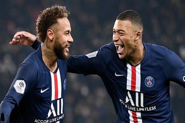 Neymar, Mbappe cùng PSG chính thức lên ngôi vô địch Ligue 1